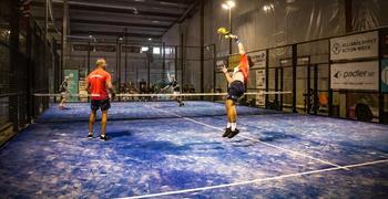 Padel – en del av Alliansloppet Action Week 2018
