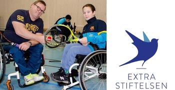 ParaTennis for morgendagens paralympiere