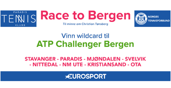 NTF lanserer «Race to Bergen 2020»